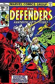 Defenders (1972-1986) #50