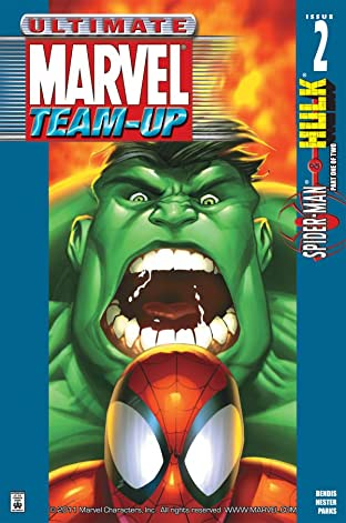 Ultimate Marvel Team-Up (2001-2002) #2
