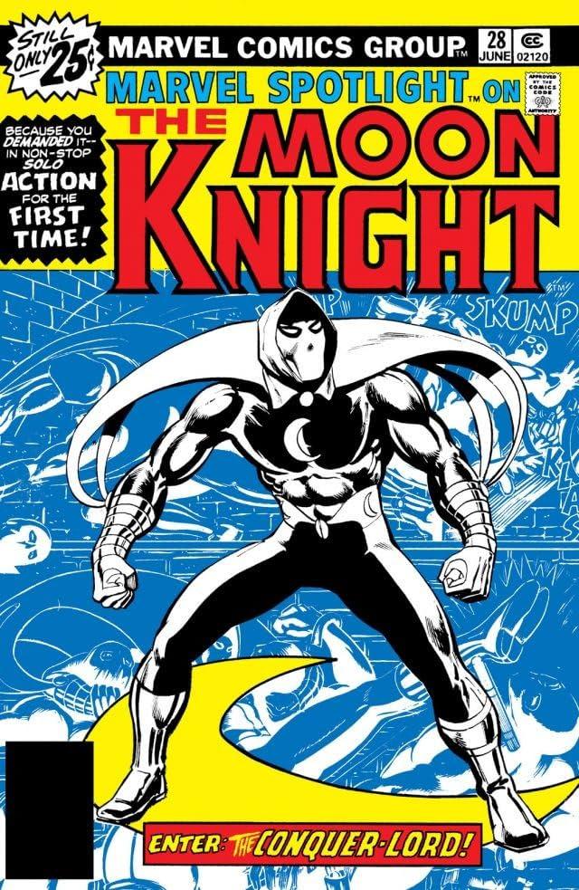 Marvel Spotlight (1971-1977) #28