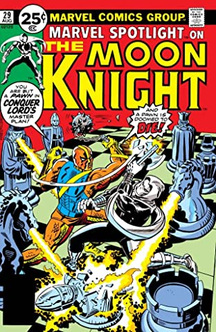 Marvel Spotlight (1971-1977) #29