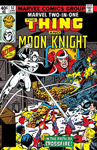 Marvel Two-In-One (1974-1983) #52