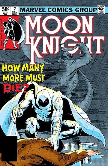 Moon Knight (1980-1984) #2