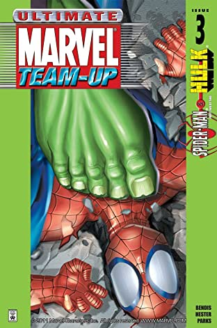 Ultimate Marvel Team-Up (2001-2002) No.3