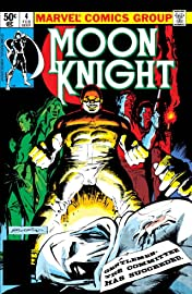 Moon Knight (1980-1984) #4