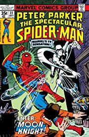Peter Parker, The Spectacular Spider-Man (1976-1998) #22