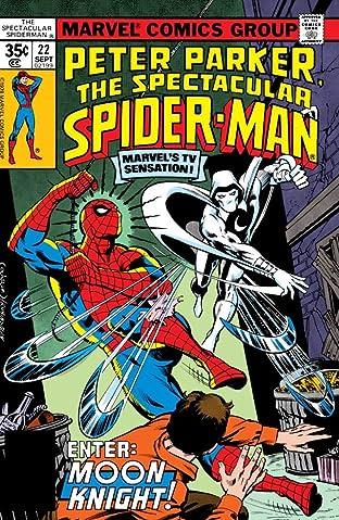 Peter Parker, The Spectacular Spider-Man (1976-1998) #22