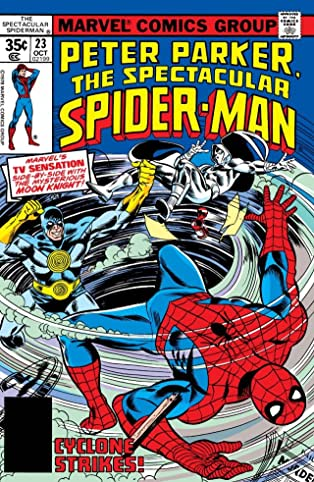 Peter Parker, The Spectacular Spider-Man (1976-1998) #23
