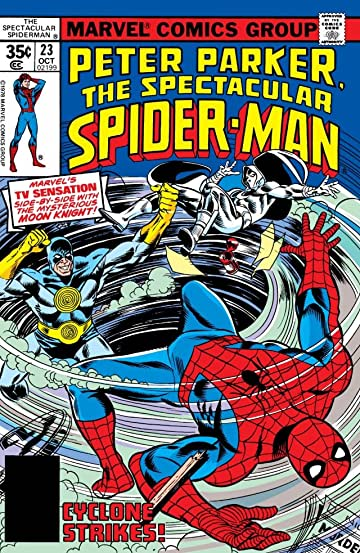 Peter Parker, The Spectacular Spider-Man (1976-1998) #23