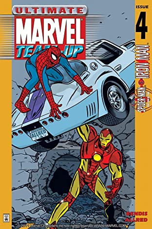 Ultimate Marvel Team-Up (2001-2002) #4
