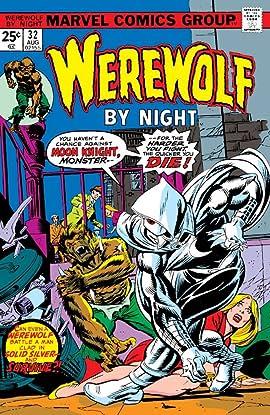 Werewolf By Night (1972-1988) #32