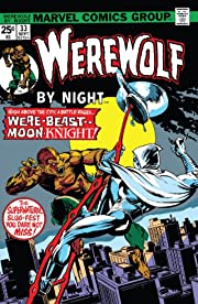 Werewolf By Night (1972-1988) #33