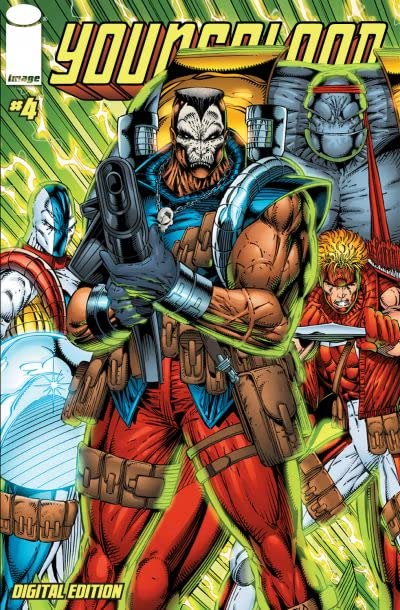 Youngblood Vol. 1 #4