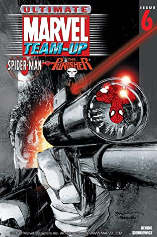 Ultimate Marvel Team-Up (2001-2002) #6