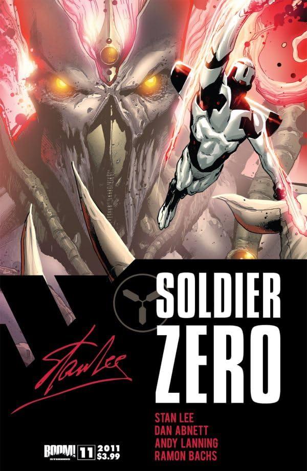 Stan Lee's Soldier Zero #11