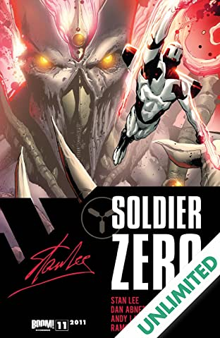 Stan Lee's Soldier Zero #11