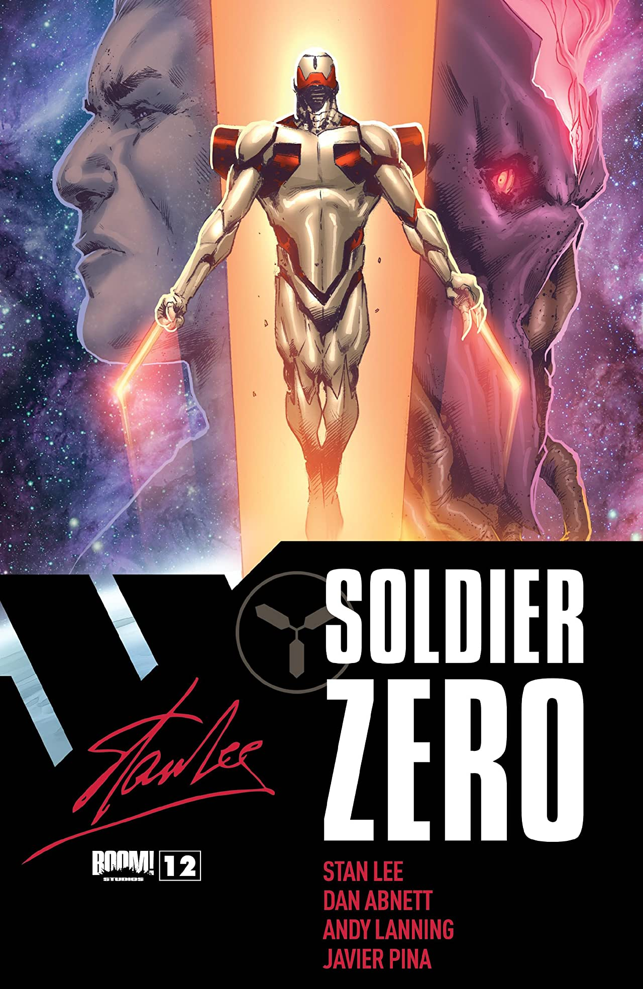 Stan Lee's Soldier Zero #12
