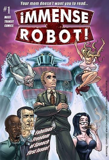 Immense Robot #1