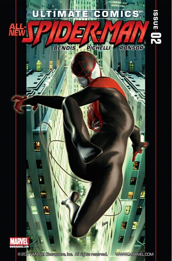 Ultimate Comics Spider-Man (2011-2013) #2