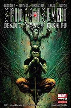 Spider-Island: Deadly Hands of Kung Fu #2 (of 3)