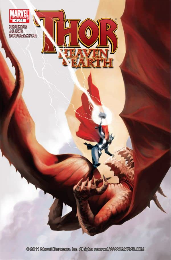 Thor: Heaven and Earth #4