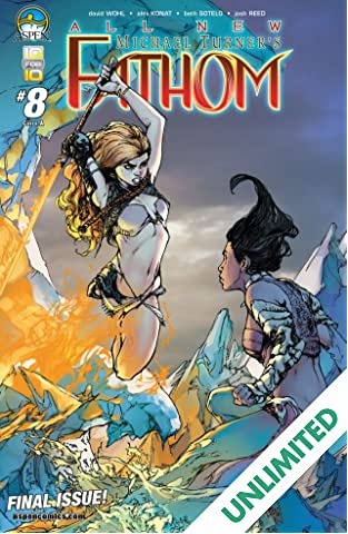 All New Fathom Vol. 5 #8 (of 8)