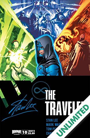 Stan Lee's The Traveler #10