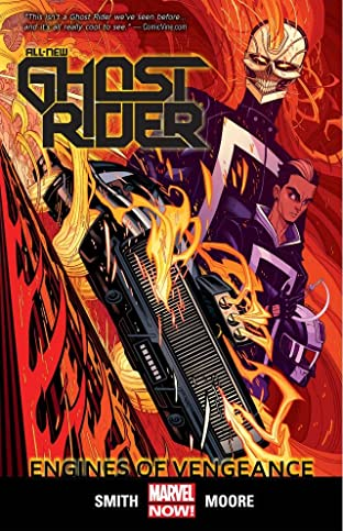 All-New Ghost Rider Tome 1: Engines of Vengeance