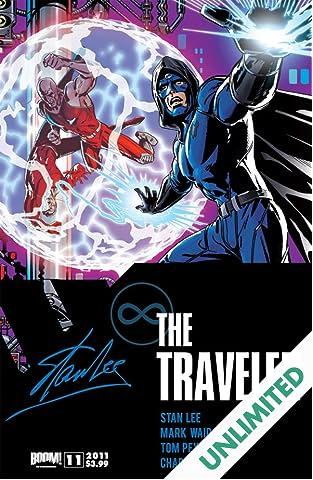 Stan Lee's The Traveler #11