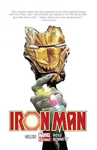 Iron Man Tome 5: Rings of the Mandarin