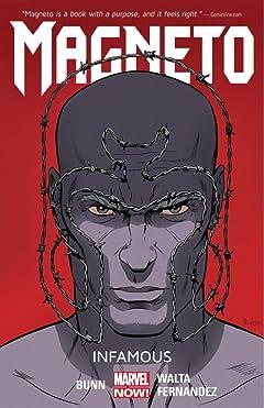 Magneto Vol. 1: Infamous