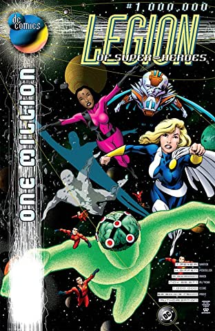 Legion of Super-Heroes (1989-2000) No.1000000