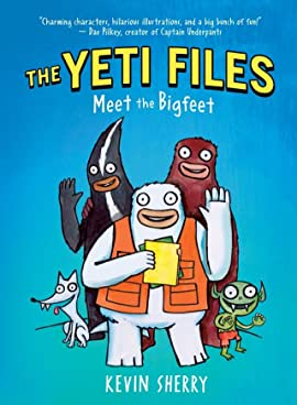 The Yeti Files Vol. 1: Meet the Bigfeet
