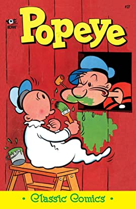 Popeye Classics #27