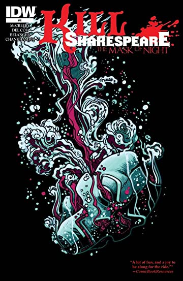 Kill Shakespeare: The Mask of Night #4 (of 4)