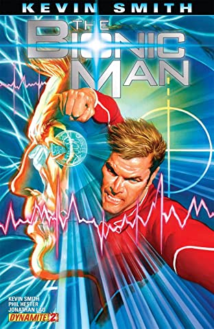 The Bionic Man No.2