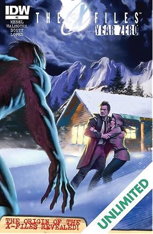 The X-Files: Year Zero #3 (of 5)