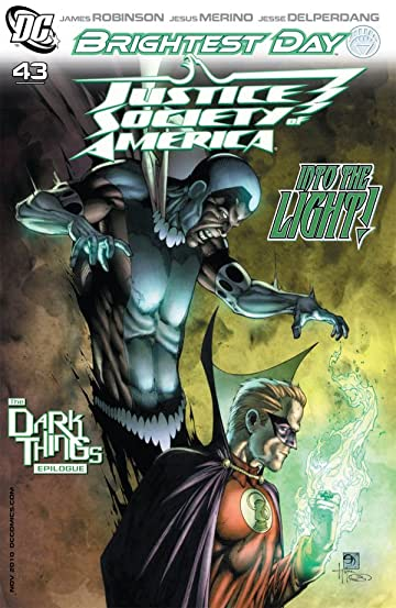 Justice Society of America (2007-2011) #43