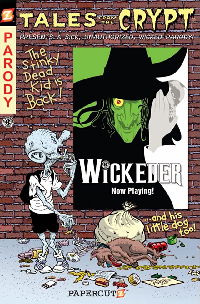 Tales From the Crypt Vol. 9: Wickeder