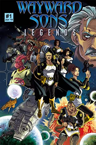 Wayward Sons: Legends #1