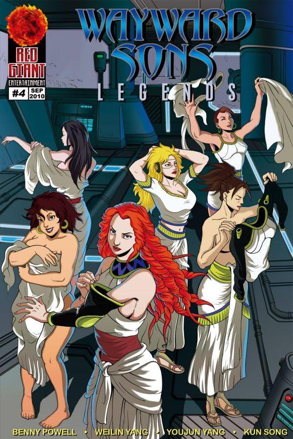 Wayward Sons: Legends #4