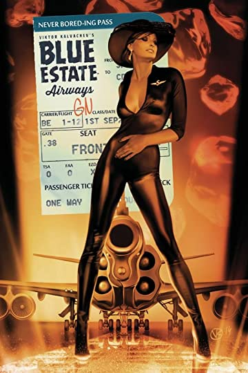 Blue Estate: The Graphic Novel
