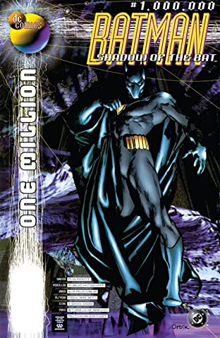 Batman: Shadow of the Bat No.1000000