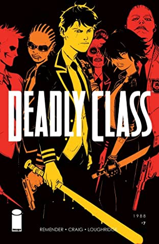 Deadly Class #7