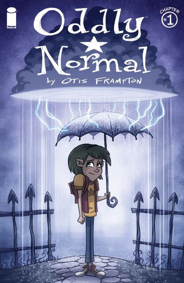 Oddly Normal #1