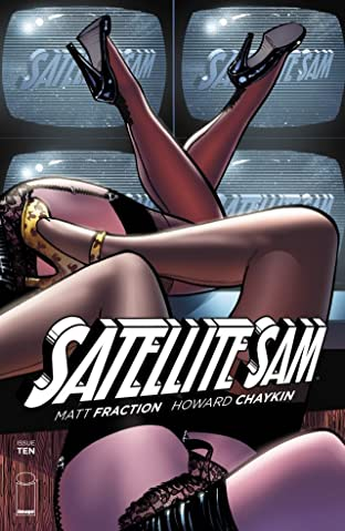 Satellite Sam #10