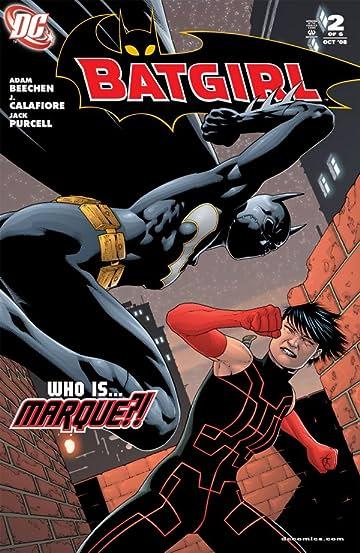 Batgirl (2008) #2 (of 6)