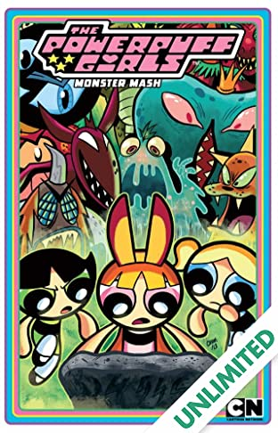 Powerpuff Girls Vol. 2: Monster Mash