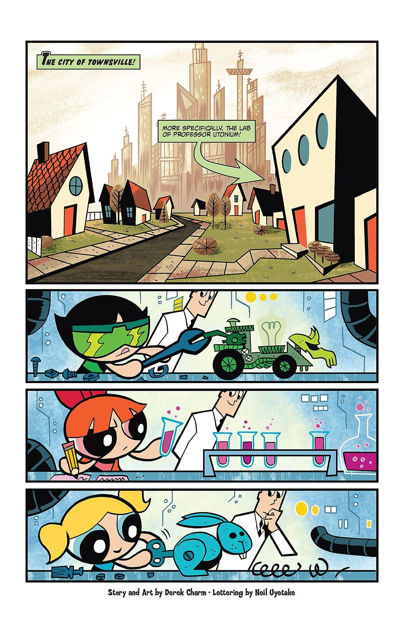 Powerpuff Girls Vol. 2: Monster Mash