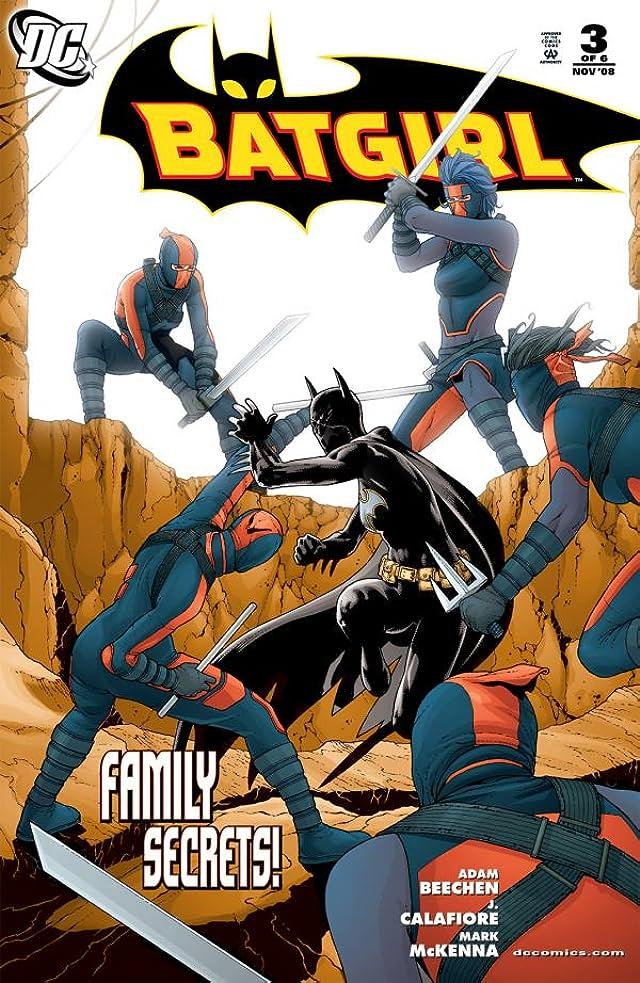 Batgirl (2008) #3