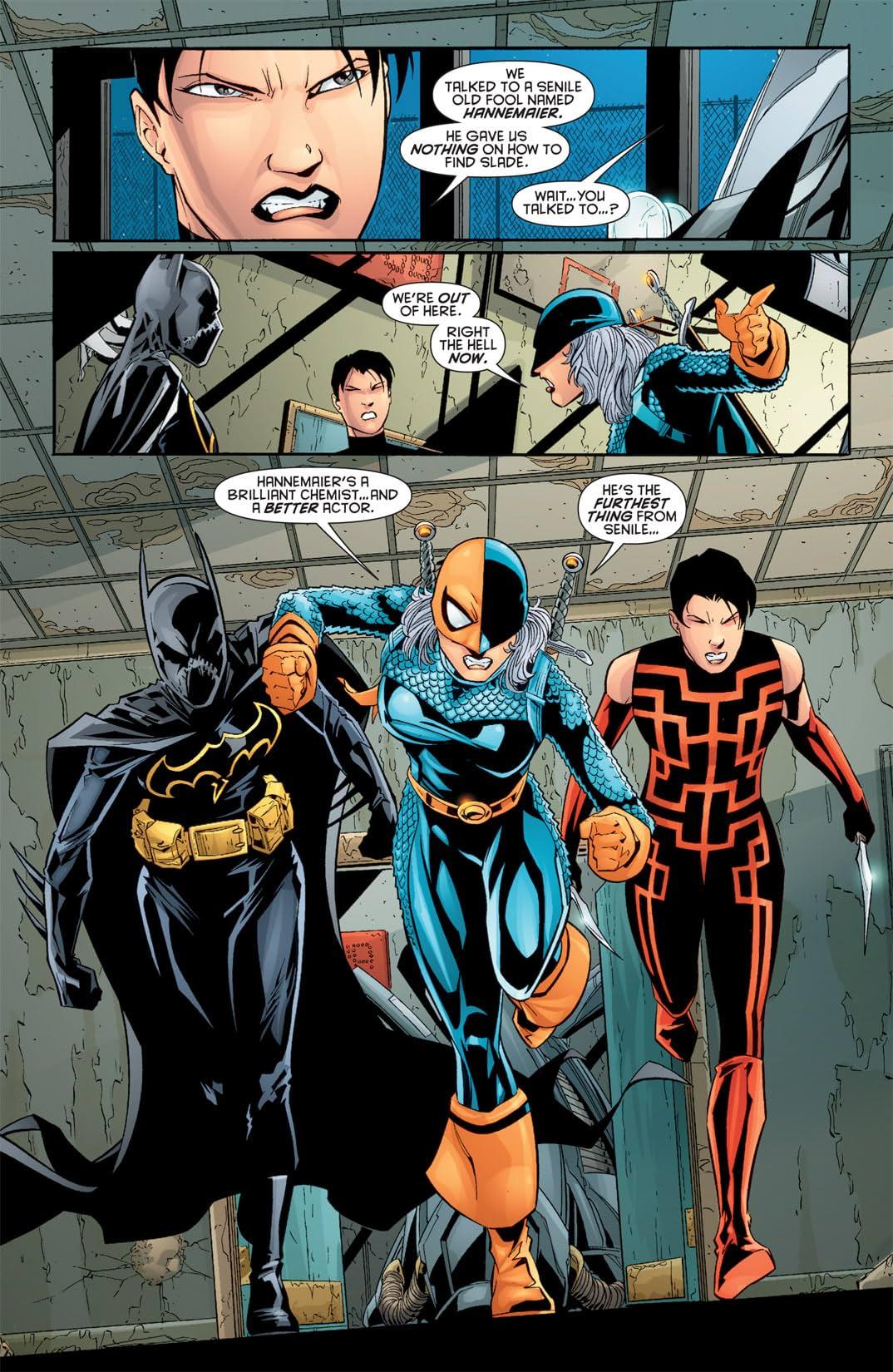 Batgirl (2008) #3 (of 6)